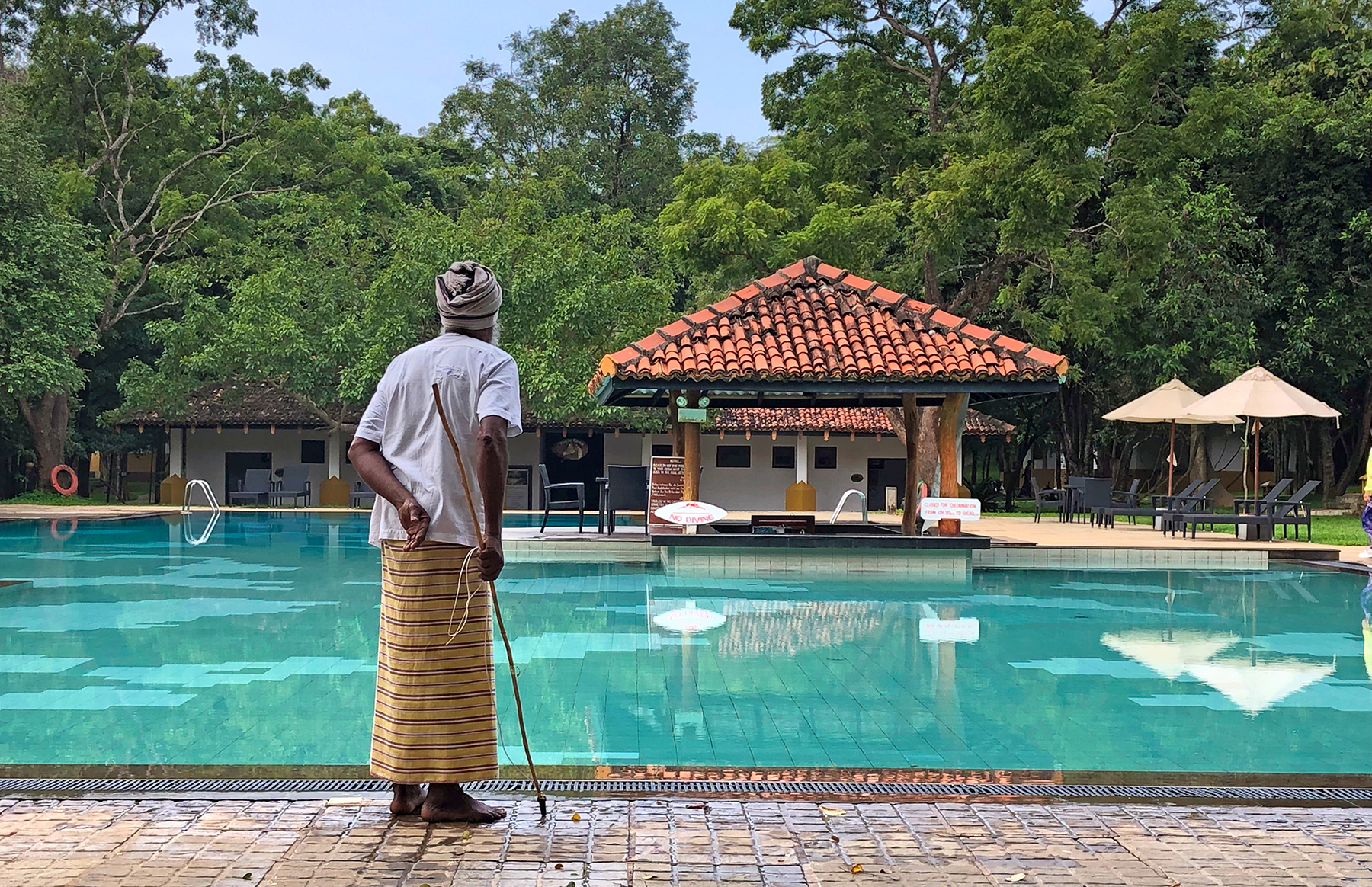 alojamientos de lujo en Sri Lanka